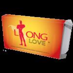 Long Love késleltető kapszula férfiaknak (4 db)