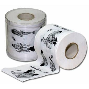 Káma szutra pózos wc papír