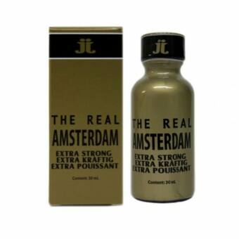 The Real Amsterdam poppers (30ml)