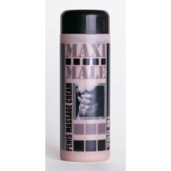 Maxi Male vérbőséget fokozó péniszápoló krém (200 ml)