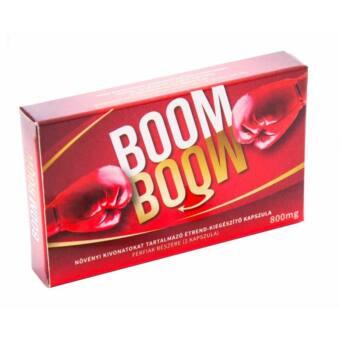 Boom Boom potencianövelő (2 db)