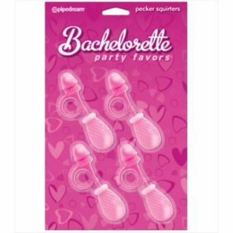Bachelorette Party Favors (Mini spriccelős pénisz)