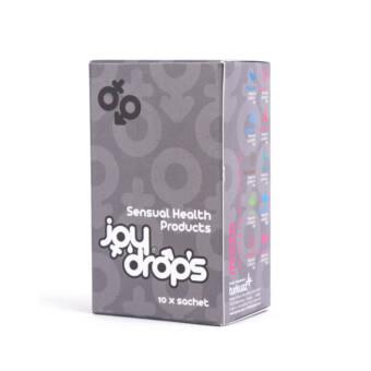 Joy Drops síkosító csomag (10 db)
