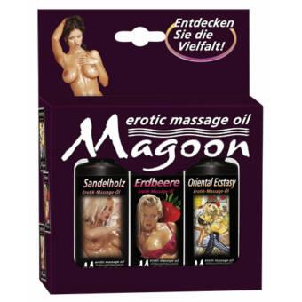 Magoon szett - 50ml-es trió